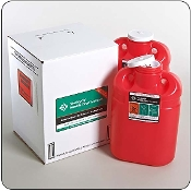 2 Gallon - Two Pack Mail-Back Sharps Disposal System